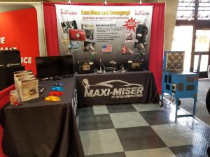Maxi-Miser Booth 148